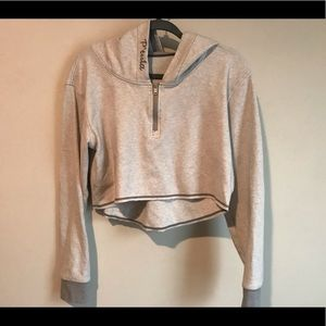 P'tula Eva Cropped Chill Out Hoodie
